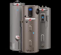 Picture of Rheem smart water heaters