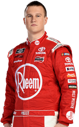 Ryan Preece - Driver of the No. 18 Rheem & Ruud Toyota Camry for Joe Gibbs Racing in the NASCAR XFINITY Series