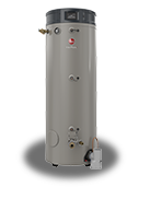 Learn more about dependable Rheem Commercial Gas Water Heaters