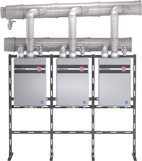 Commercial Tankless System