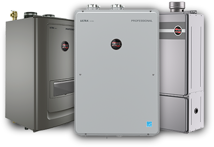 Get the Tankless Advantage