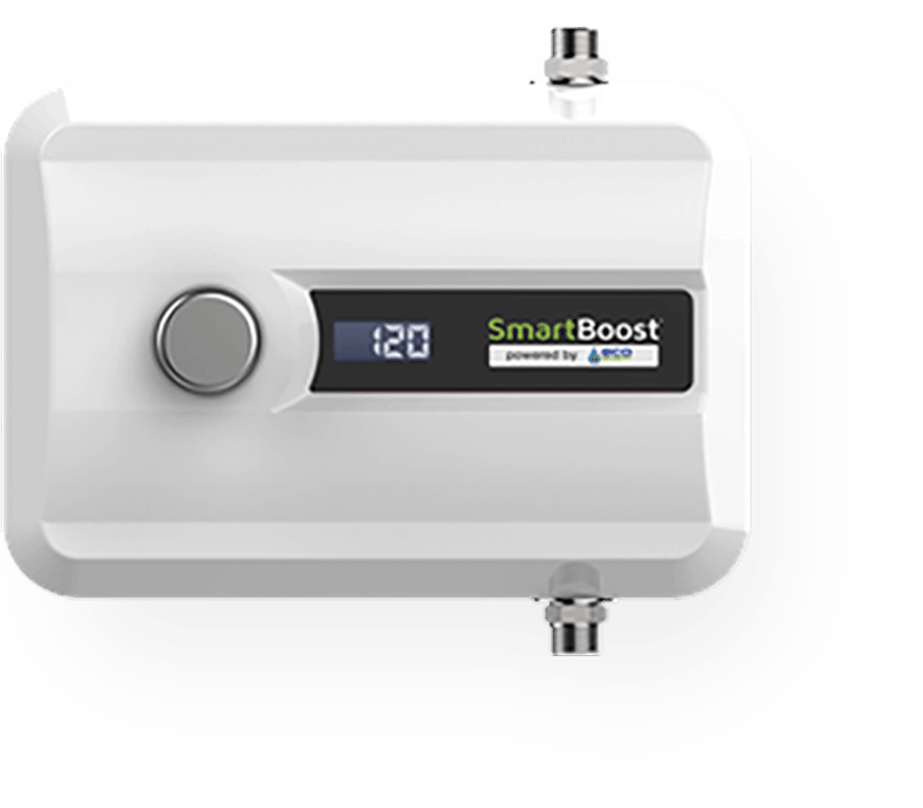 Smart Boost Water Heater Booster