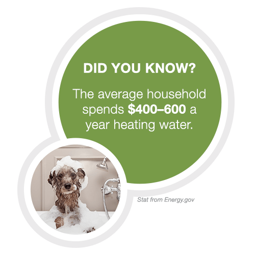 Interesting Water Heater Fact