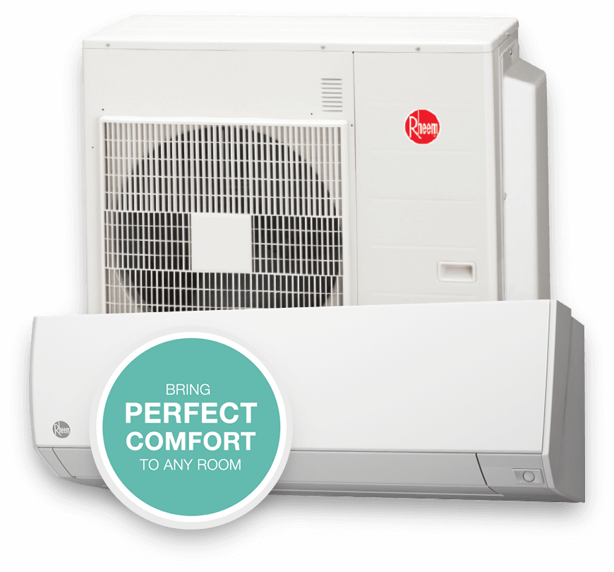 Rheem Mini Split Heating And Cooling Systems Can Bring Your Home S