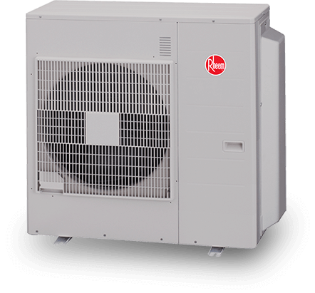 Rheem Mini Split System Product Picture 2018