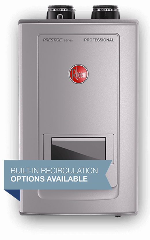 Rheem High-Efficiency Tankless Water Heater