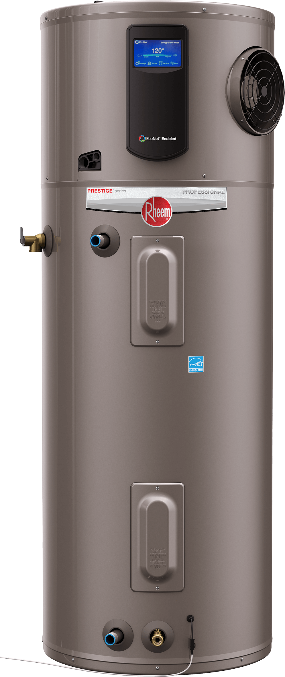 Rheem's Hybrid Electric Water Heater Is the Most Efficient ... on mobile home fittings, mobile home services, mobile home gas, mobile home water lines, mobile home water connections, mobile home oil heaters, mobile home heat pumps, mobile home water hoses, mobile home water tanks, mobile home air handlers, mobile home exterior products, mobile home tools, mobile home central air systems, mobile home sewer lines, mobile home water softeners, mobile home central air conditioning units, mobile home ac systems, mobile home mirrors, mobile home ac installation, mobile home electrical,