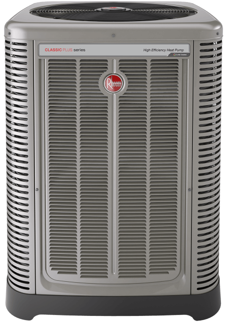 heat pumps for your home  hvac  rheem manufacturing