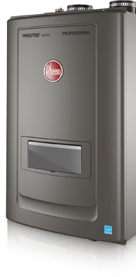 Transparent Picture of the Rheem Combi Boiler Product