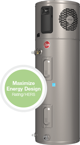 Hybrid Builder Electric Water Heater