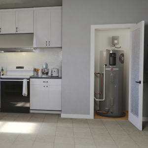 demand response water heater