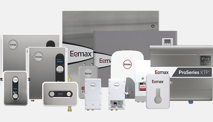 Eemax Product Line