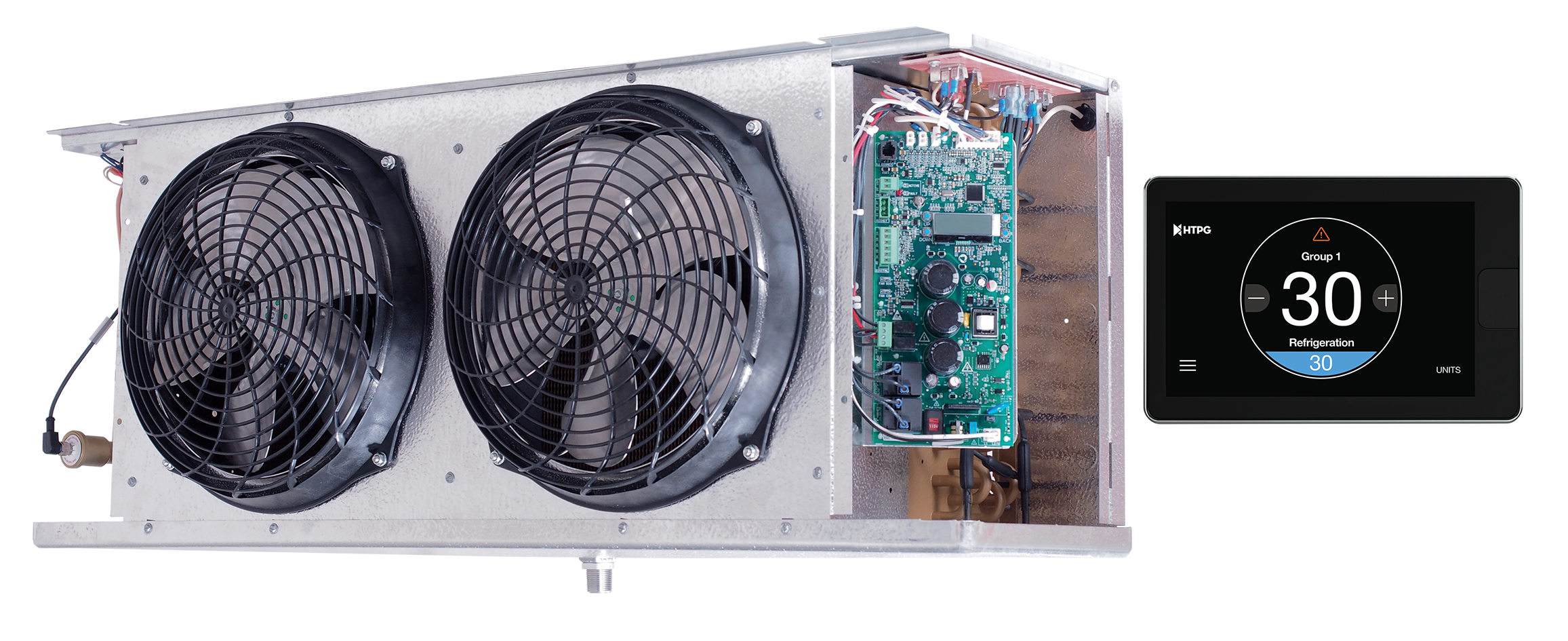 russell - econet® enabled unit coolers  russell - htpg