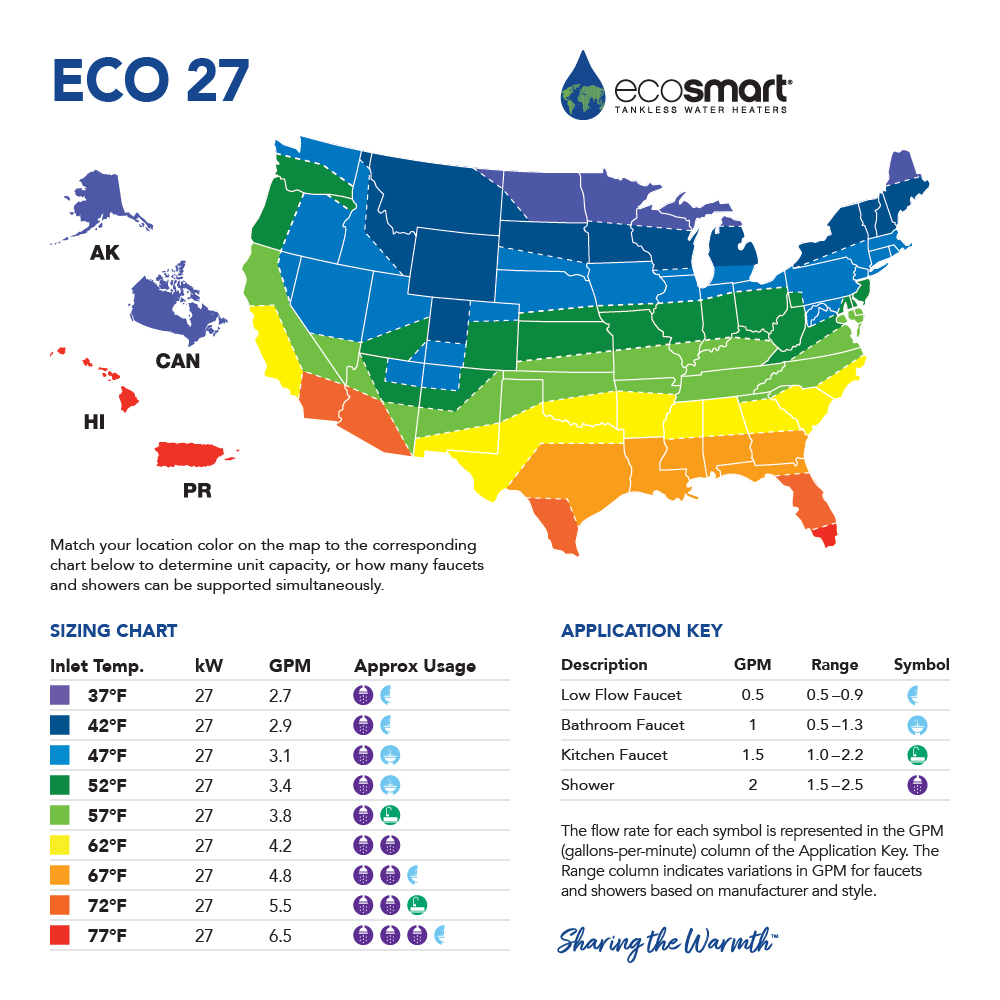 Ecosmart 27 Tankless Water Heater Wiring Diagram Eco 27rhecosmartuscom