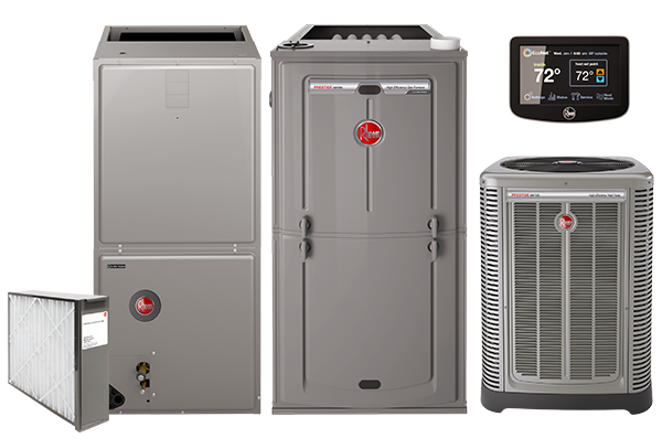 Heating and Cooling – My Rheem Team