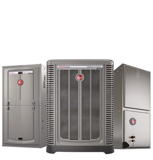 Rheem EcoNet Products Picture
