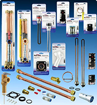 Where can you buy Rheem replacement parts online?