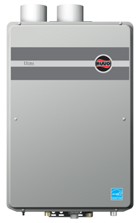 Ruud Ultra Series Tankless Water Heaters