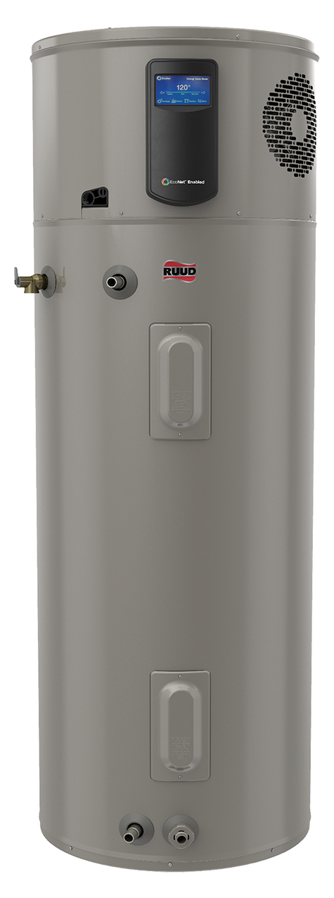 Hybrid Electric Water Heater Ruud