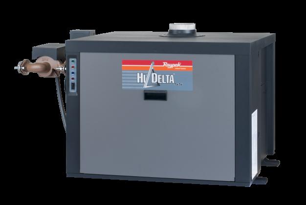 Hi Delta ss Hydronic Boilers, HD101-HD401