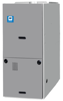 Up to 80% AFUE Variable Speed Downflow (ML802V)