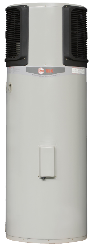 RHP Series Rheem All in One Heat Pump Water Heater