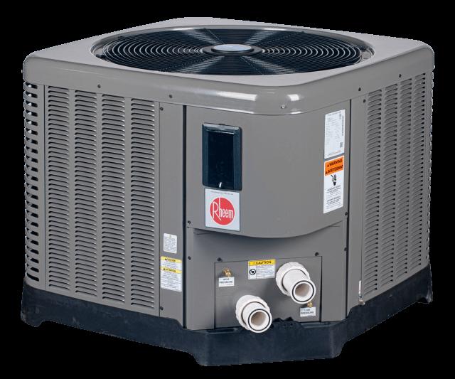 Compact Heat Pump Pool Heaters