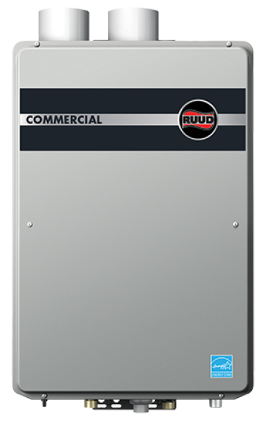 Commercial Condensing Tankless - Indoor