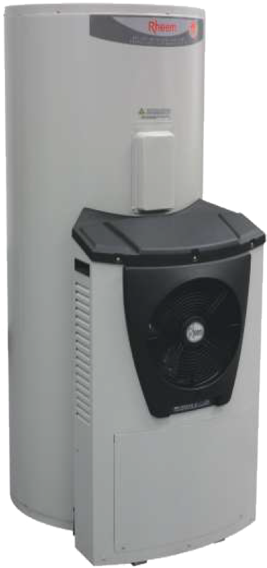 MPi Series All In One Heat Pump Water Heater