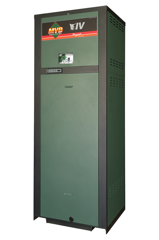 MVB Modulating Vertical Hydronic Boilers 503A-2003A