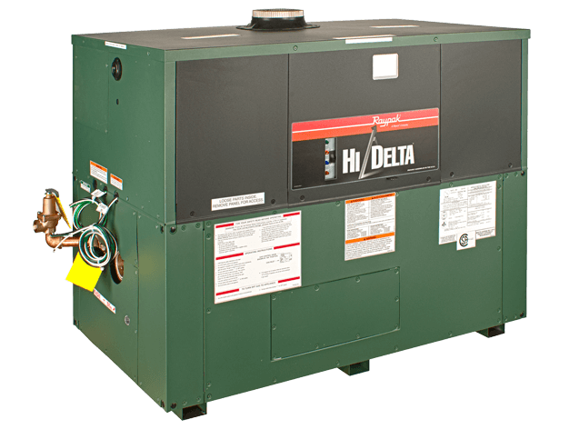 Hi Delta Hydronic Boilers, 302C-902C