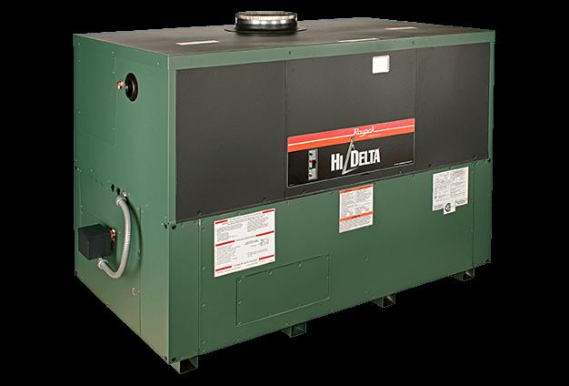 Hi Delta Water Heaters, 992C-2342C