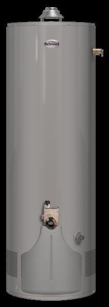 Ultra Low NOx:  Atmospheric Gas Water Heaters (6 Yr | 9 Yr | 12 Yr)