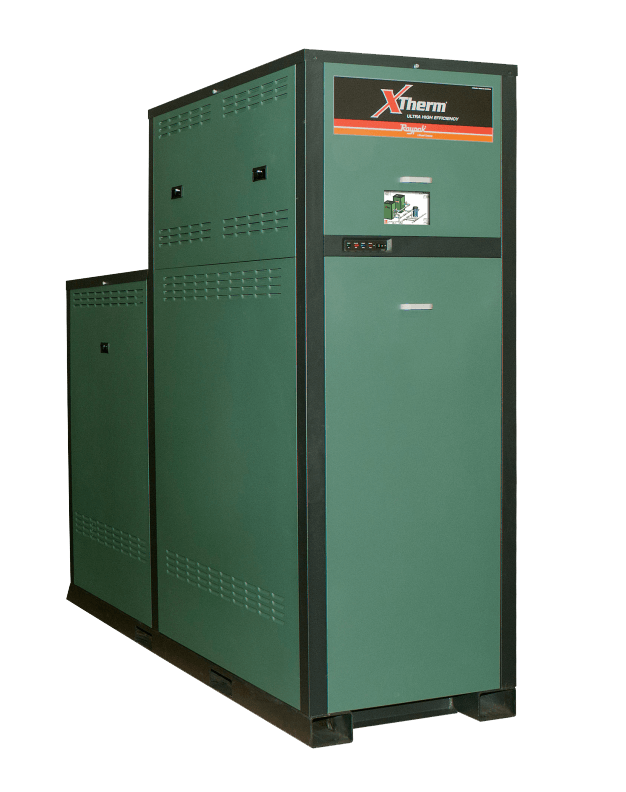 XTherm Condensing Boilers, 2505-4005