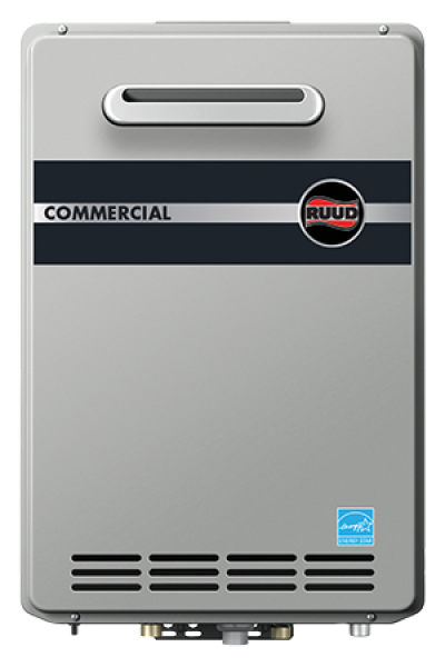 Commercial Condensing Tankless - Outdoor
