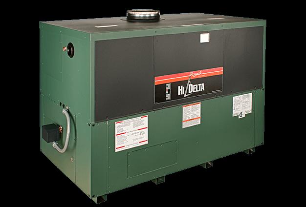 Hi Delta Hydronic Boiler, 992C-2342C