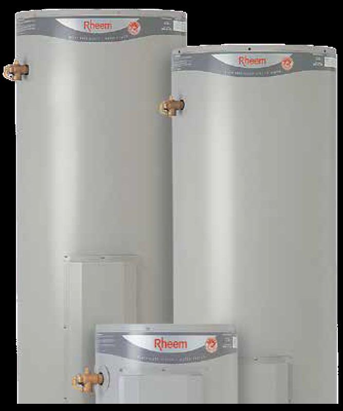 Heavy Duty Electric Water Heater