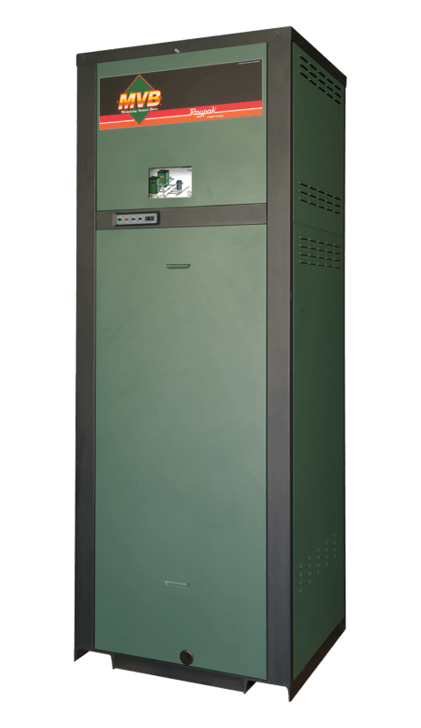 MVB Modulating Vertical Hydronic Boilers 504A-2004A