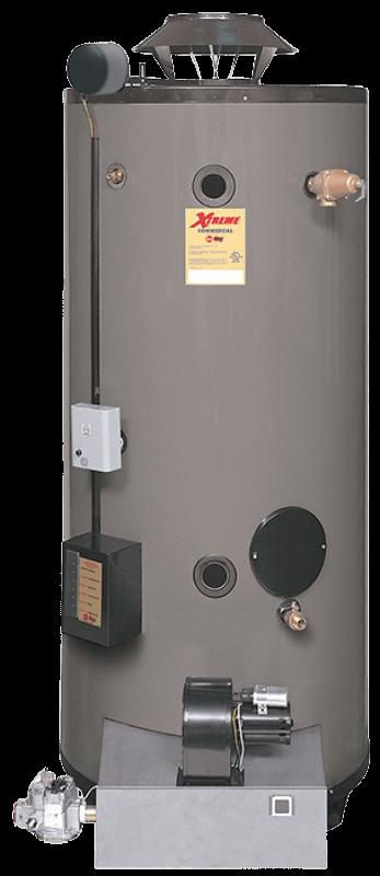 Heavy Duty Gas-Fired Water Heaters