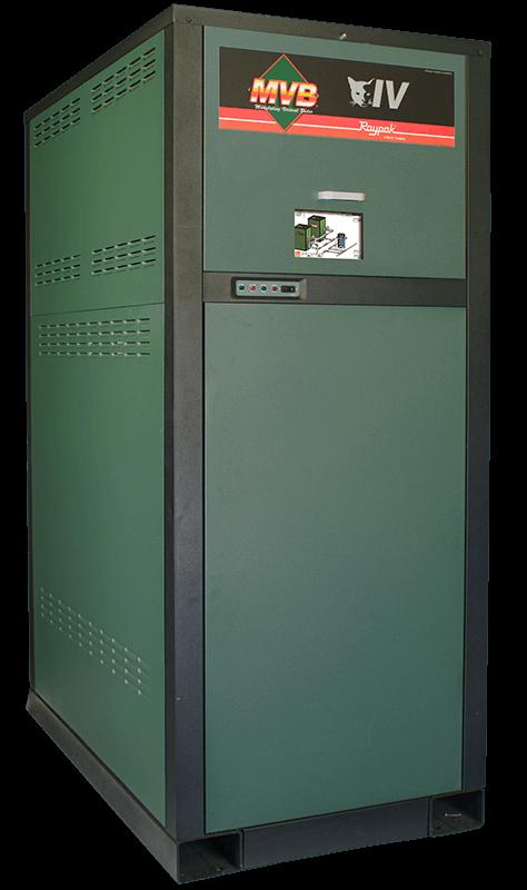 MVB Modulating Vertical Water Heater 2503-4003