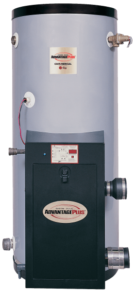 Advantageplus Ruud Commercial Gas Water Heaters