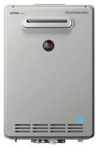 Professional Ultra Series: 9.0 GPM Outdoor Tankless